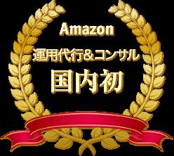 Amazon 運用代行&コンサル 国内初