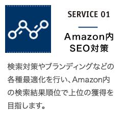 Amazon内SEO対策